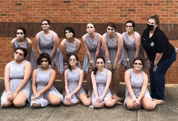 Winterguard Competition