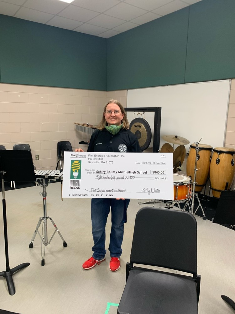 Gilpin Receives Grant