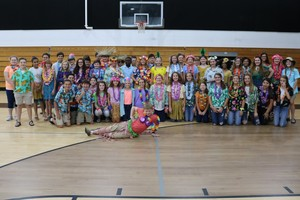 Homecoming: Tropical Day Winners