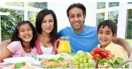 Healthy Eating Tips for Parents from CDC