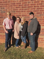 FFA Students Compete in Livestock Evaluation