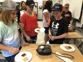 S'mores in Science? Learning Physical and Chemical Changes