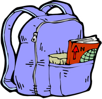 Book Bags and Athletic Bags