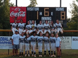 Middle School Softball Champs