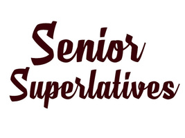 Senior Superlatives