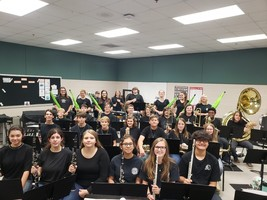 Band Receives Grant