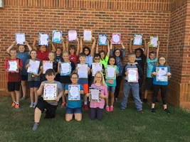 4th Graders Express Creativity with Color Poems