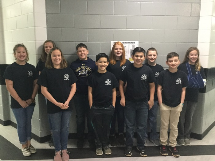 5th Grade Math Team