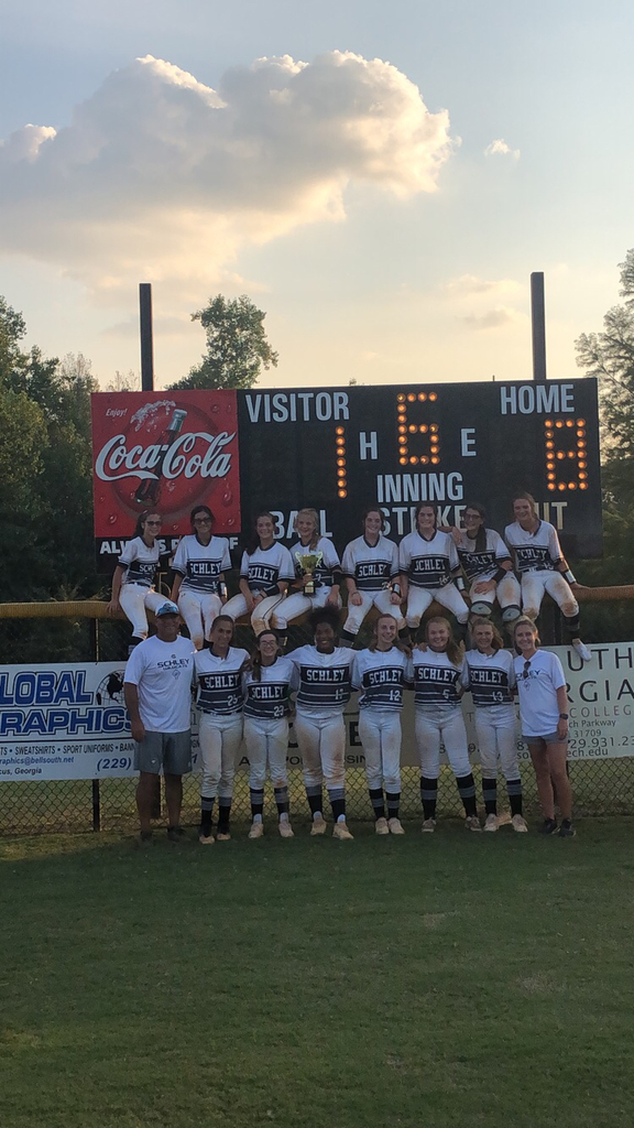2019 MS Softball Champions