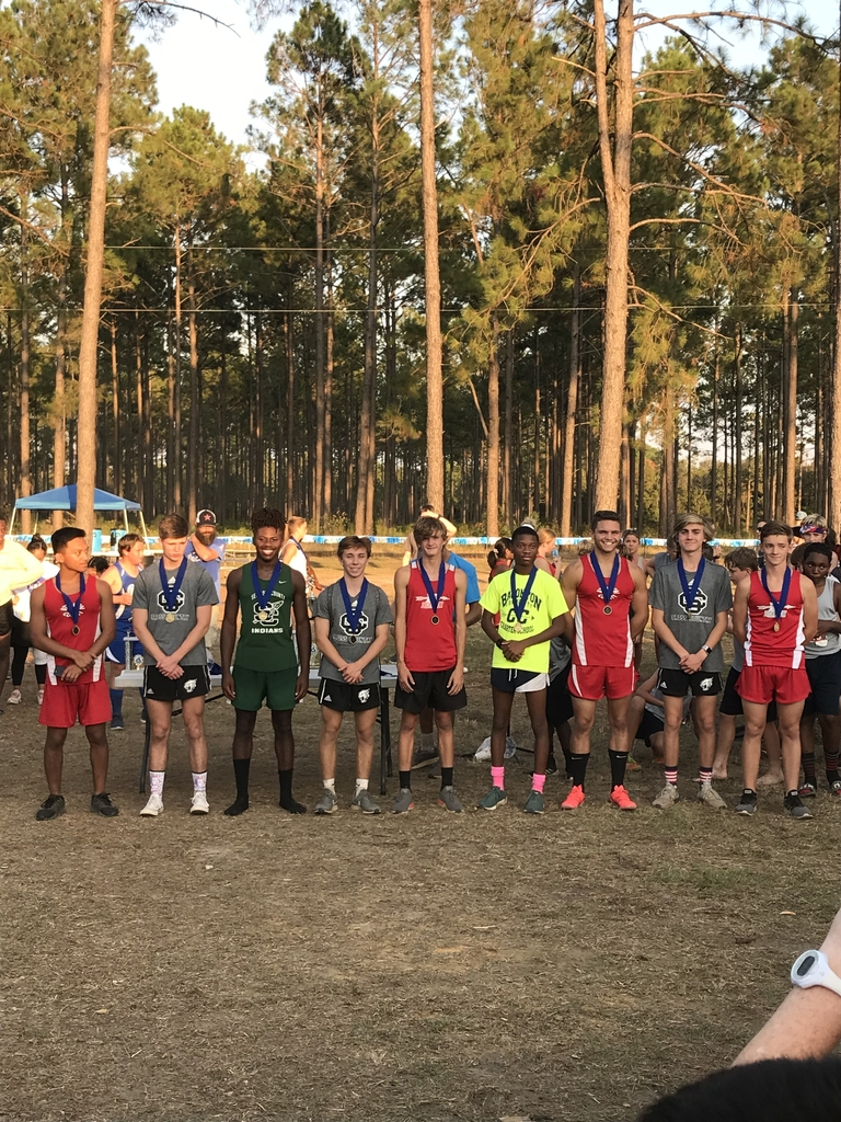 Baconton Invitational individuals 2019