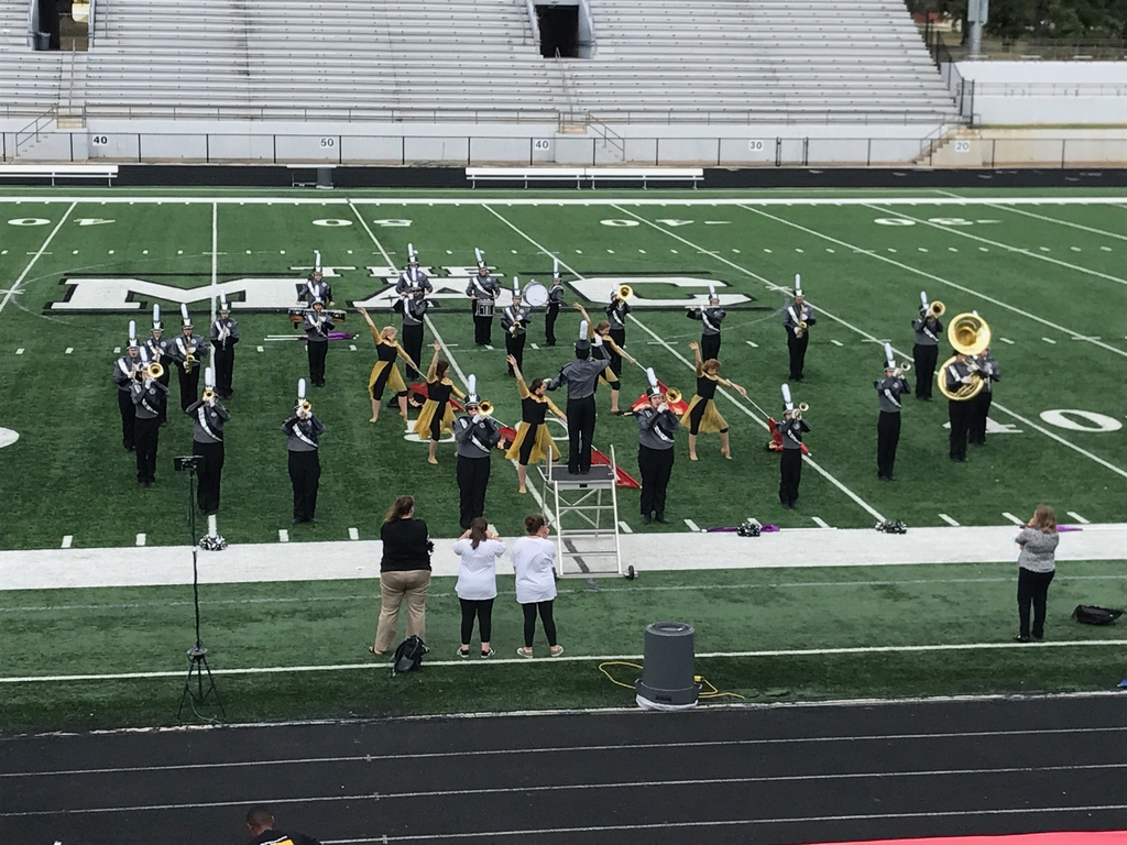 2019 Band Comp. Warner Robins