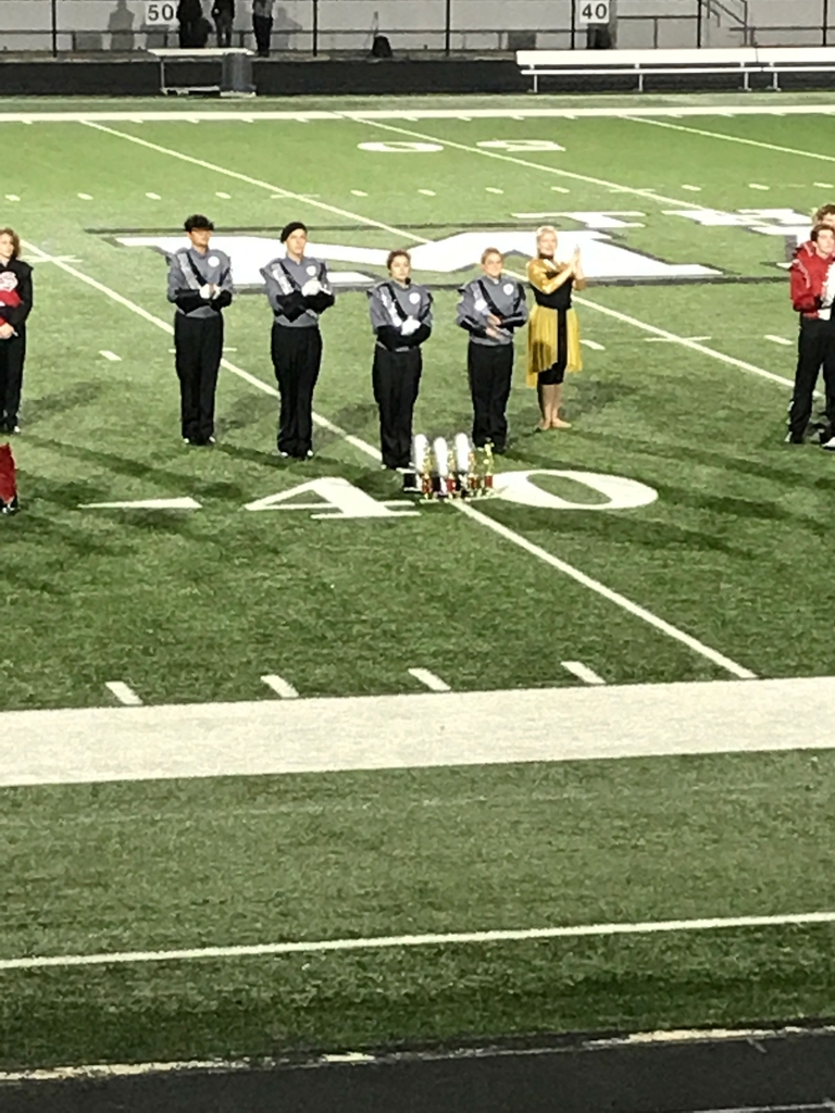 2019 Band Comp. Awards WR