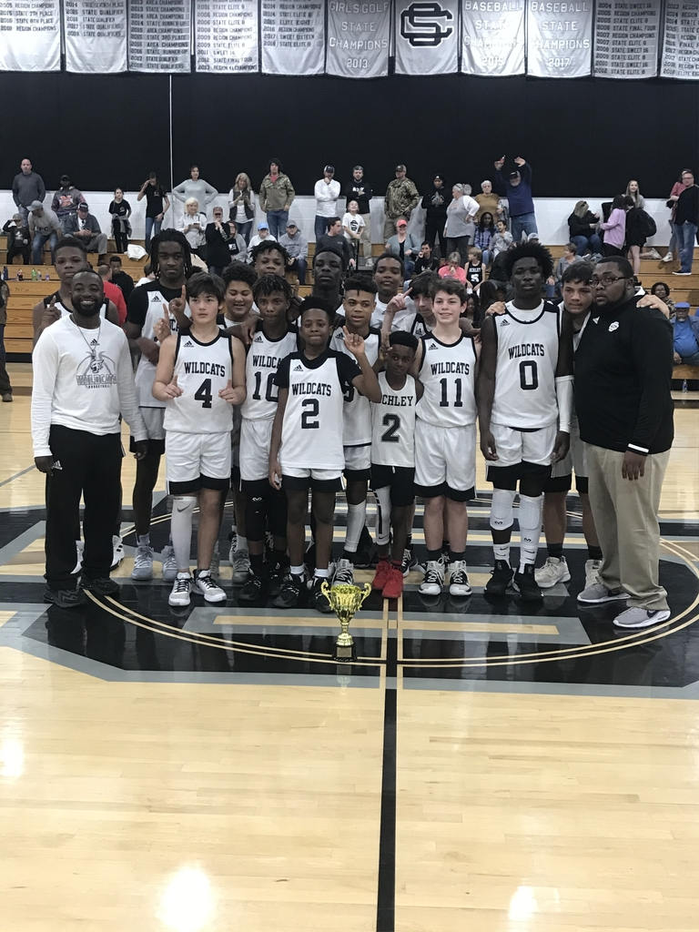 2019-2020 boys BB region champions