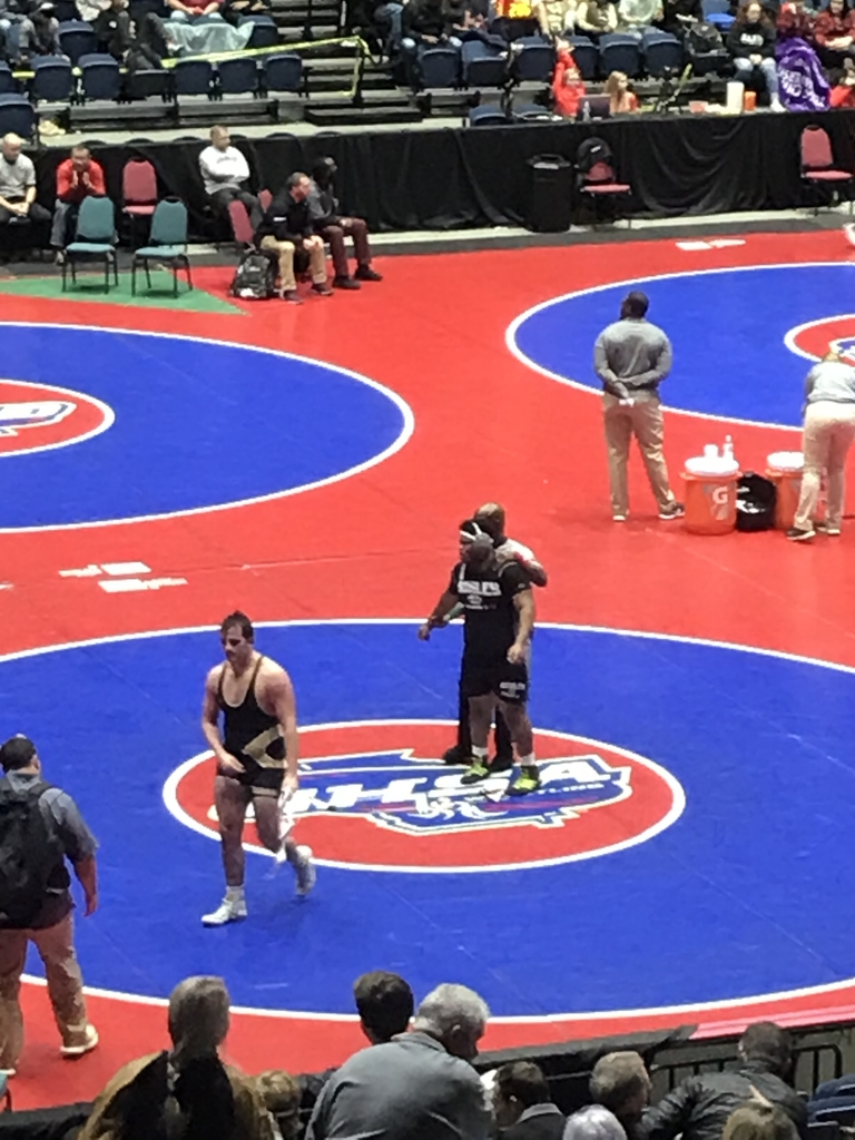 Dywon Hamilton State 5th Place 2020