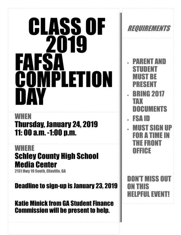 FAFSA Completion Day